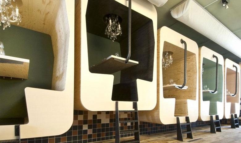 Fabbrica Bergen Restaurant By Tjep | Jebiga Design U0026 Lifestyle