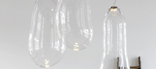 'The Big Bubble' Light by Dutch Designer Alex de Witte