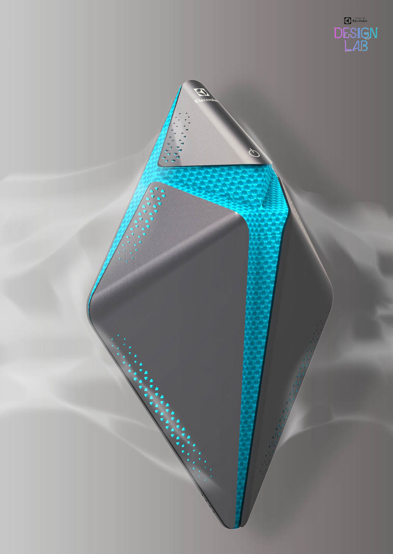 Breathing Ohita Air Cleaner Replicator