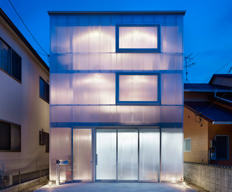 House In Tosuien By Japananese Suppose Design Office