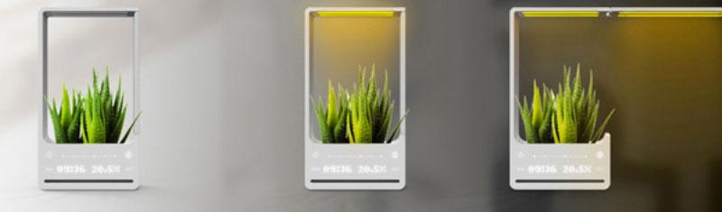 Bonny Lamp, Fresh LED Lamp by Chun Jiang Yao on Jebiga