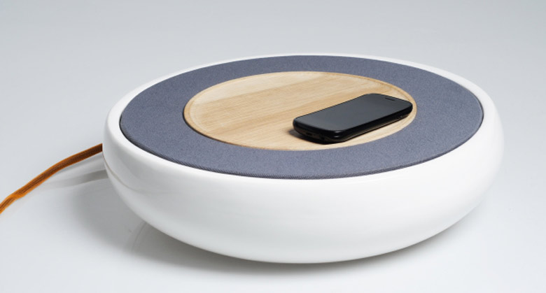 Ceramic Speaker for Smartphones by Victor Johansson on Jebiga