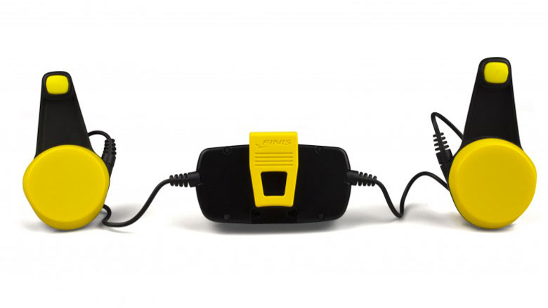 FINIS Neptune Waterproof MP3 Player Pads