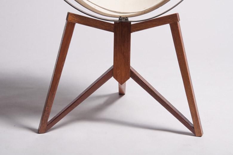Legs of the Globe Chair by Michiel van Gadeldonk