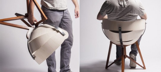 GLOBE CHAIR | BY MICHIEL VAN GADELDONK