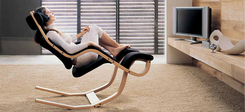 Gravity Balans Chair by Varier Furniture