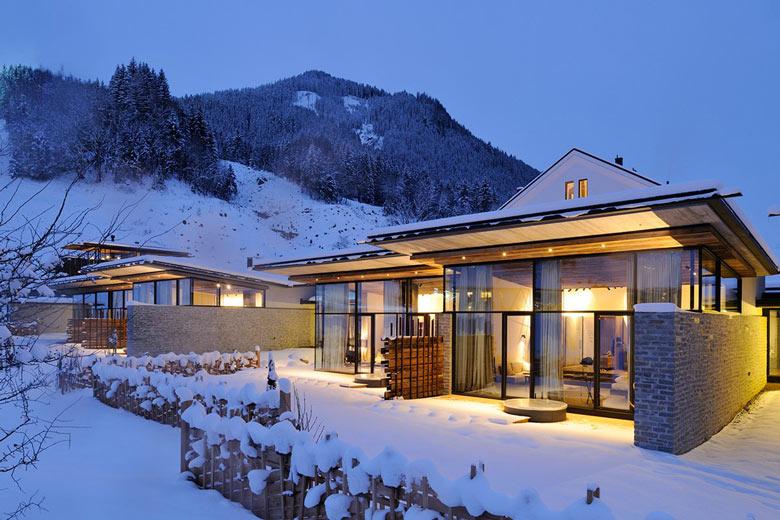 Hotel Wiesergut in Hinterglemm Austria by Gogl Architekten