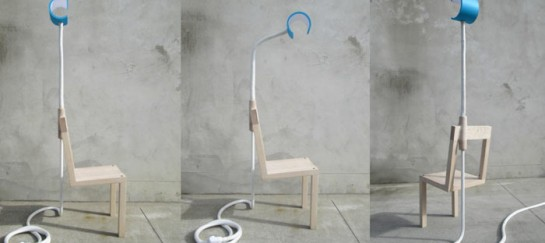 LAMBENT CHAIR | BY GLEN LEWIS-STEELE