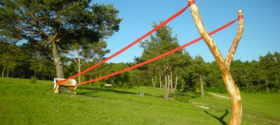 LAND ART INSTALLATIONS | BY CORNELIA KONRADS
