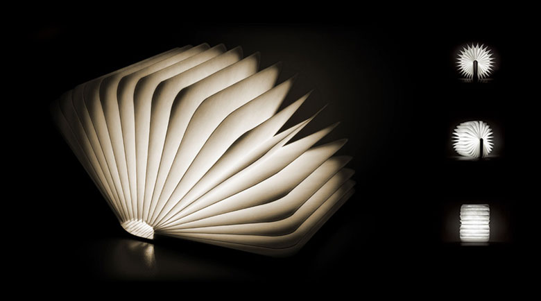 Lumio LED Book Lamp Jebiga cover