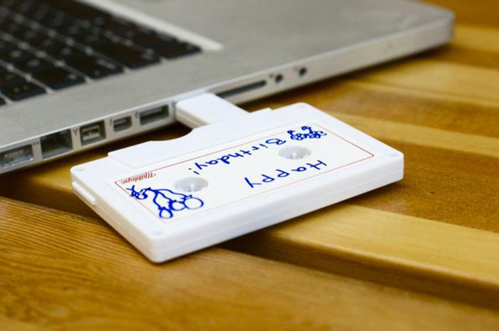 Milktape Mixtape USB Cassette USBtape