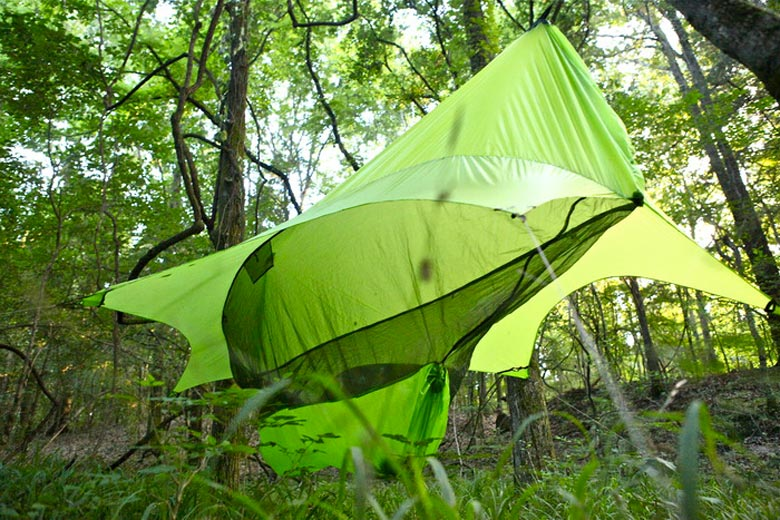 Nub 233 Hammock Shelter And Storage By Sierra Madre