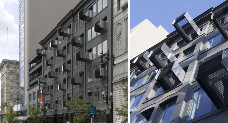 The Avenue On Portage by 5468796 Architecture on Jebiga