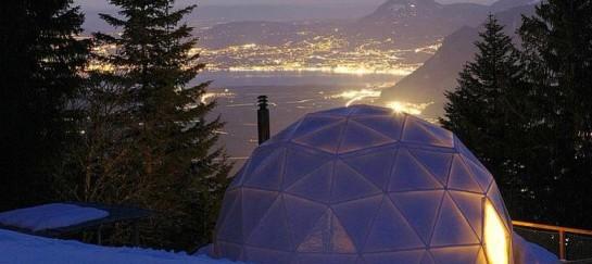 WHITEPOD HOTEL IN SWITZERLAND
