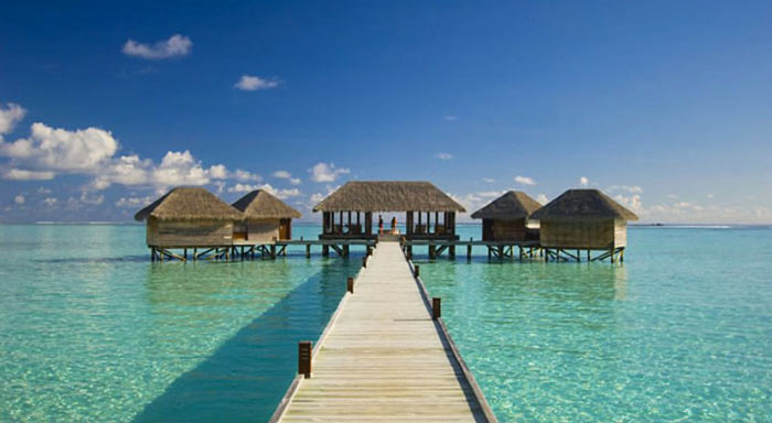 Conrad Maldives Rangali Island Hotel on Jebiga