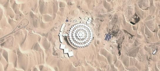 DESERT LOTUS RESORT | MONGOLIA GOBI DESERT