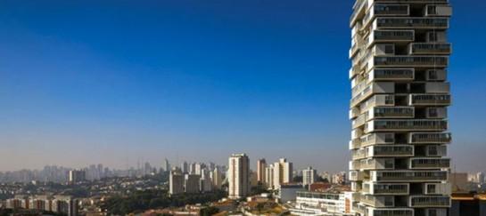 Edifício 360° in São Paulo, Brazil by Isay Weinfeld