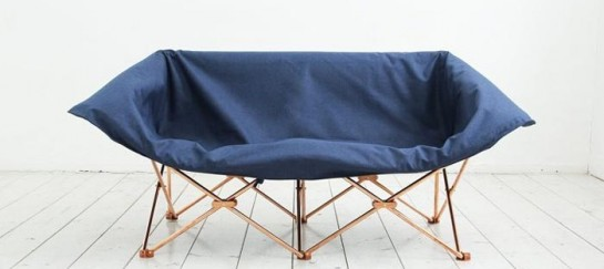 KAMP FOLDABLE SOFA | BY KAMKAM STUDIO