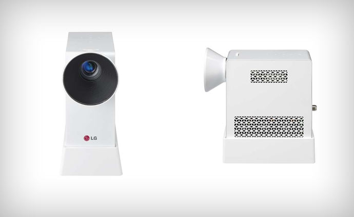 PG65U LG Portable LED Projector 6
