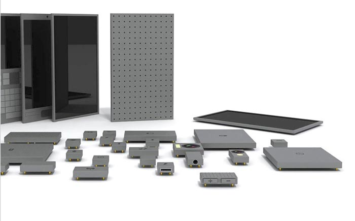 PHONEBLOCKS Smartphone Modular Mobile Phone