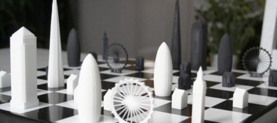 Skyline Chess Set – Inspired by London's Landmarks