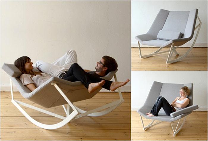 Sway Rocking Chair Markus Krauss