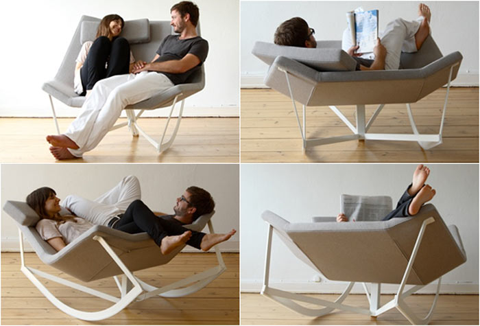 People In Rocking Chairs ~ Sway rocking chair by markus krauss jebiga design