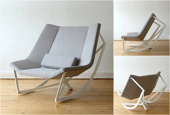 Beau SWAY ROCKING CHAIR | BY MARKUS KRAUSS | Jebiga Design U0026 Lifestyle