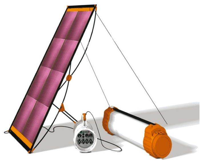 Iland Everywhere Portable Solar Generator System Jebiga