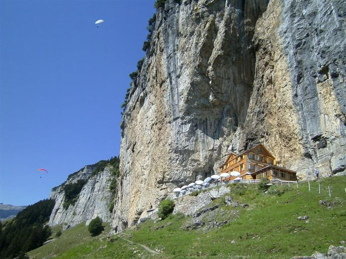 Berggasthaus Aescher - A Mountain Guest House Swiss Alps 5