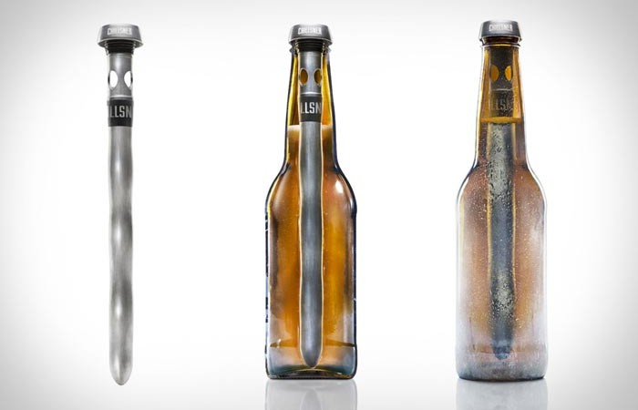 CHILLSNER Beer Chiller by Corkcicle
