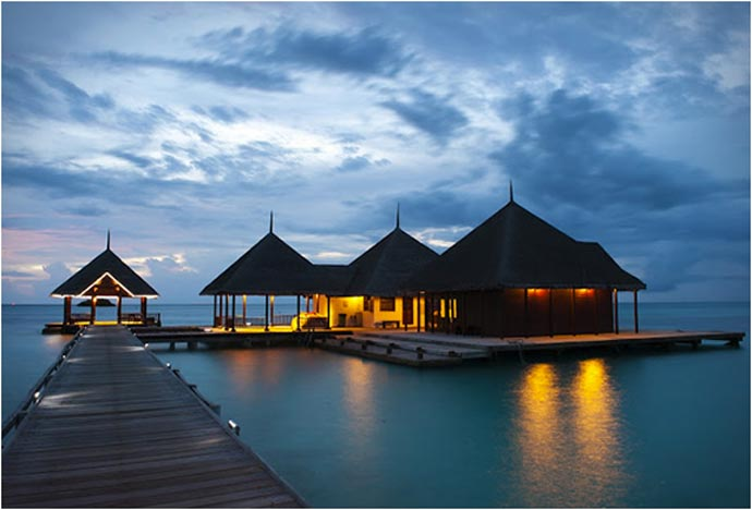 Club Med Kani Family Resort in The Maldives