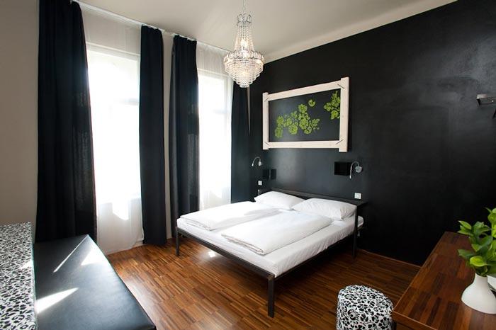Private room at Czech Inn Hostel in Prague