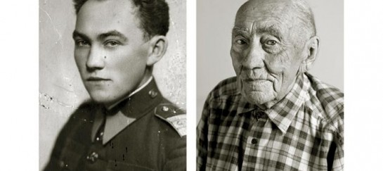 'Faces of Century' by Jan Langer – GIFs Showing the Power of Aging