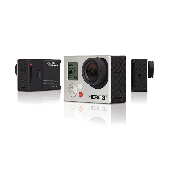 GoPro Hero3+ HD Action Camera 3
