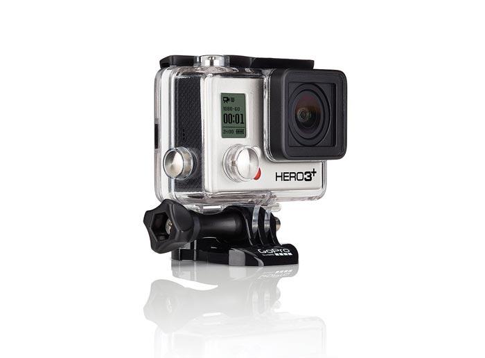 Waterproof casing of the GoPro Hero3+ HD Action Camera