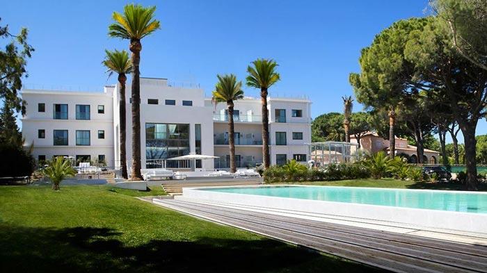 KUBE Hotel Gassin in Saint-Tropez