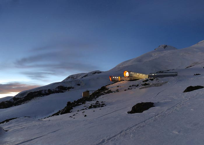 Leaprus 3912 Mountain Hotel In Russia World S Highest