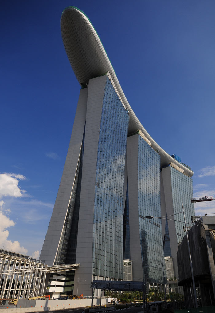 Marina Bay Sands Hotel Singapore Jebiga Design Amp Lifestyle