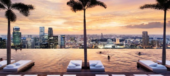 MARINA BAY SANDS HOTEL | SINGAPORE