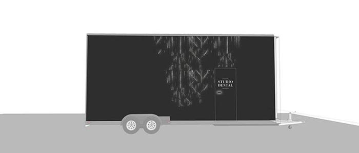 Mobile Dental Office by Studio Dental