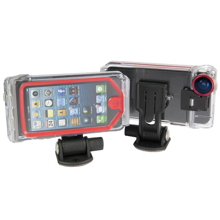 Optrix XD5 Waterproof Action Camera iPhone Case