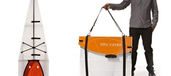 ORU KAYAK | PORTABLE ORIGAMI FOLDING BOAT