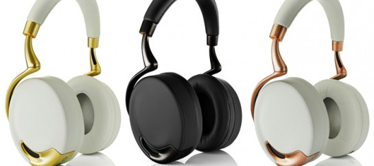 PARROT ZIK GOLD COLLECTION HEADPHONES