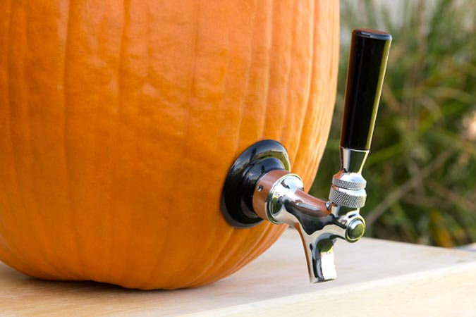 Pumpkin Tap Kit by KegWorks on Jebiga