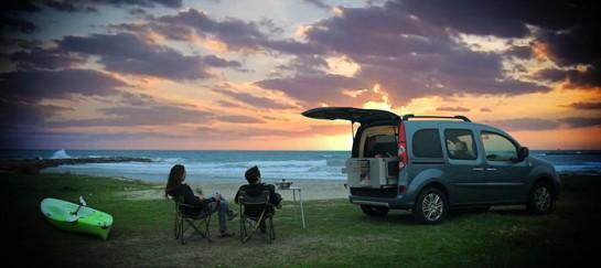 Renault Kangoo Camper Travelpack | By OVICUO
