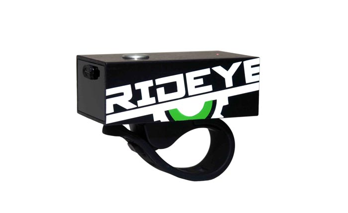 Rideye Camera - A Black Box for Bicycles