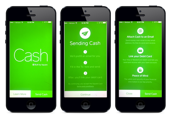 Square Cash - Free App to Send Money with Email