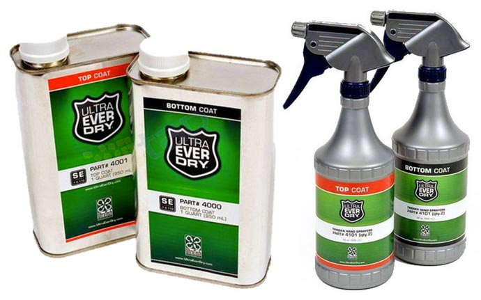 Ultra Ever Dry - Waterproofing Industrial Coating