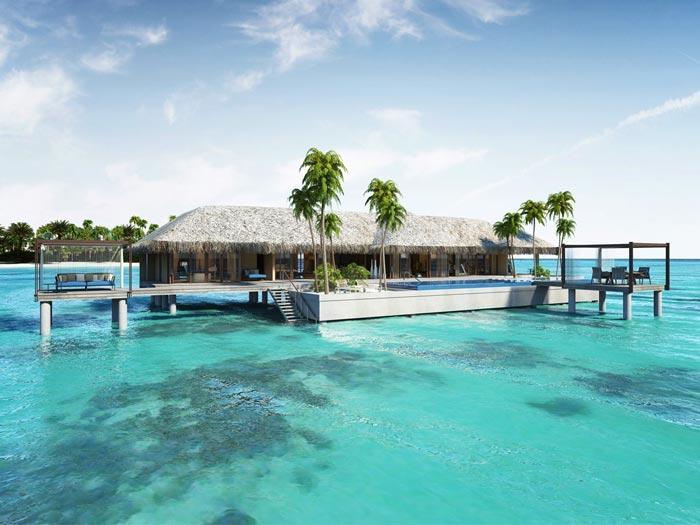 Paradise Island Villas And Hotel